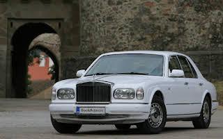 Rolls Royce Silver Seraph Rent Jihočeský kraj