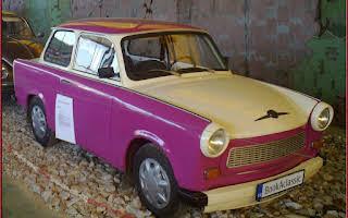 Trabant 601 Rent Jihomoravský kraj