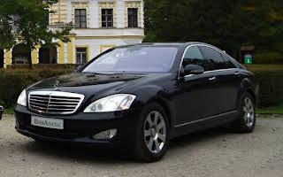 Mercedes-Benz S  -  klasse Rent Jihomoravský kraj