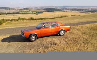 Ford Cortina Xl Rent Kraj Vysočina